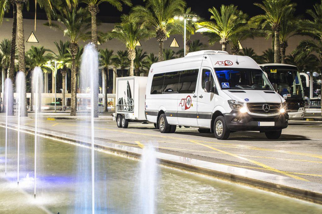 Transfer aeropuerto Mallorca