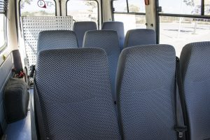 Wheelchair adapted minibus mallorca