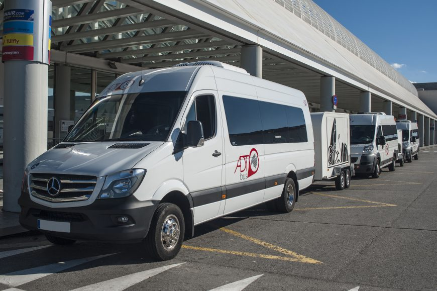 Majorca Flughafen transfers
